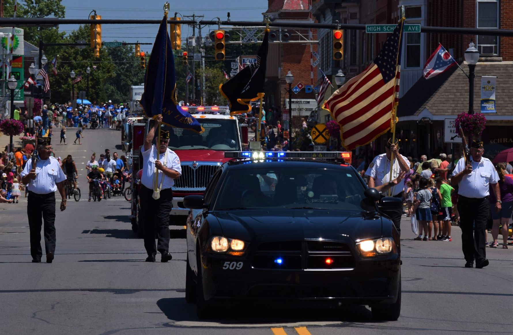 GALLERY: 28th annual Shelby Bicycle Days Parade