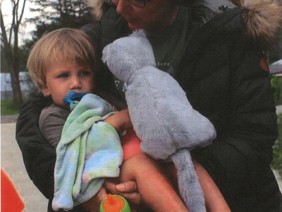 Massive search near Butler finds missing 20-month old unharmed