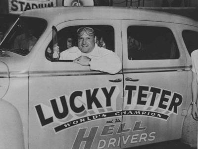 Lucky Teter and the Hell Drivers were Ashland's daredevils in the 1930s
