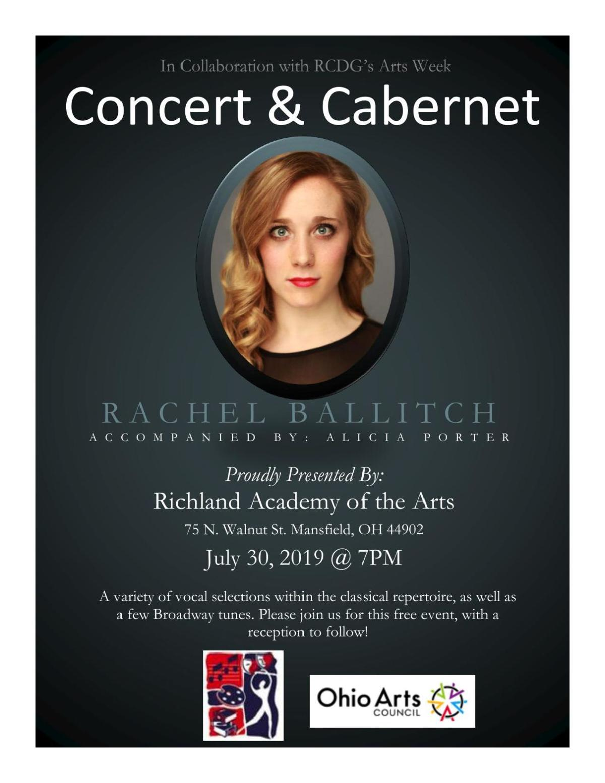 Concert Cabernet