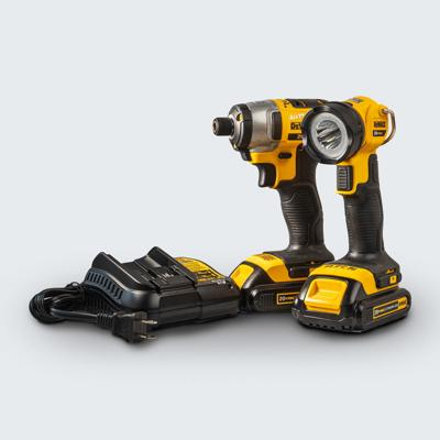 Cordless power tools available at Mansfield/Richland County Public Library