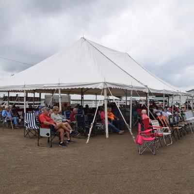 Mansfield bluegrass music festival raises more than $2,000 for local boy
