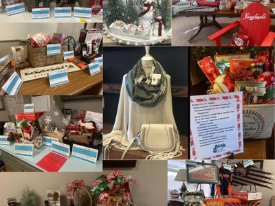Galion-Crestline Chamber hosts holiday open house & auction virtually through Dec. 3