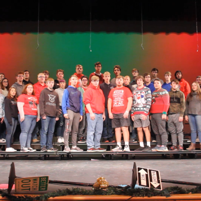 Your Christmas morning playlist from 14 area school choirs
