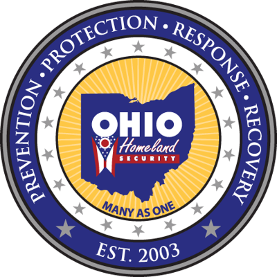 Ohio Homeland Security logo