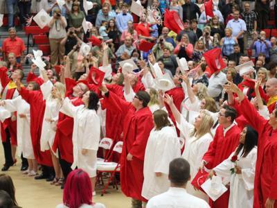 GALLERY: Plymouth High School Graduation 2017
