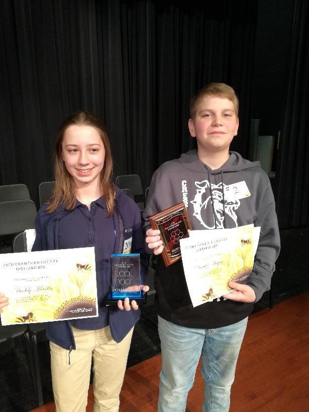 Crawford winners