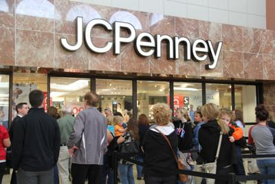 JCPenney celebrates 100 years in Mansfield area | Business
