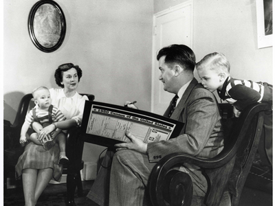 There's a family history with the U.S. Census