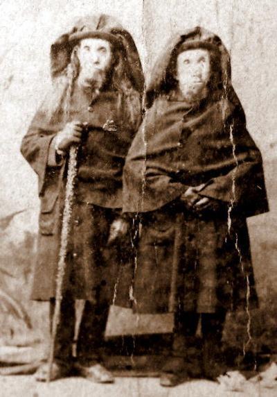 Waino & Plutano 1890s