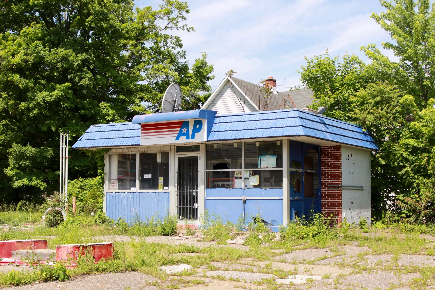 State Grant To Help Fund Clean Up Of Abandoned Gas Station News Richlandsource Com
