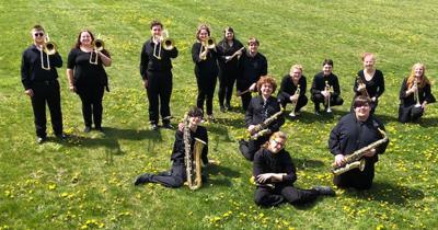Galion High School Jazz Band