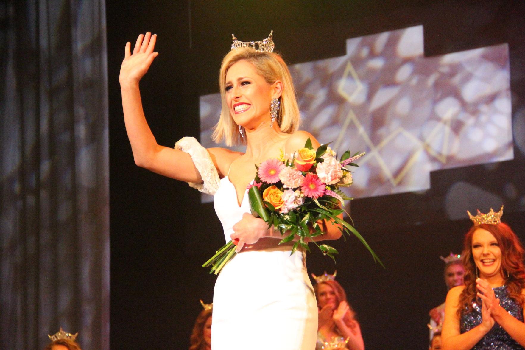 Cincinnati native takes talent competition in Miss Ohio preliminary