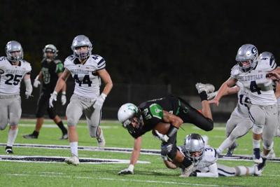 Granville trips up Clear Fork