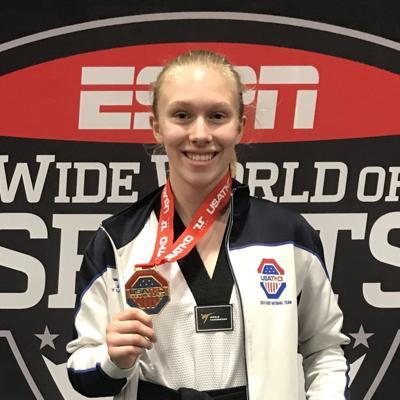 Mansfield's Hershberger wins Taekwondo U.S. Open Championship