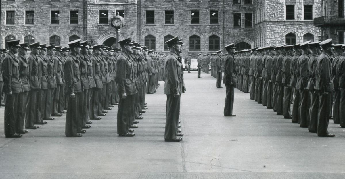 Mansfield's famous missing West Point cadet