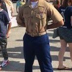 Madison grad part of Marines honor platoon