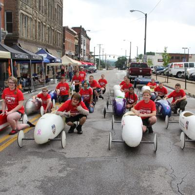 Soap Box Derby offers Builders Day on May 19 for youngsters in 7-county region