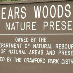 Sears Woods State Nature Preserve closed Dec. 7 for deer hunt