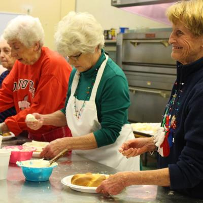 Order deadline and prepayment due Nov. 25 for St. Peter's Christmas Classic baked goods