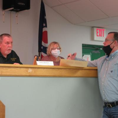 Madison Twp. to clean up toxic substance at demolition site