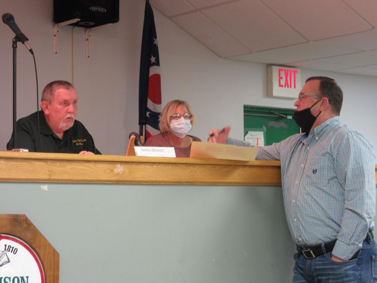 0104 Madison Township meeting