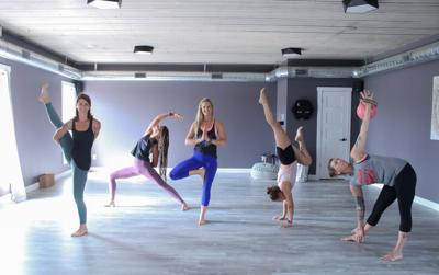 Lexington graduate's yoga studio, Yoga 419, expands
