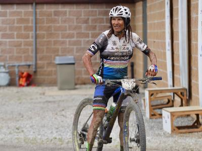 Riders put on a show at Mohican MTB 100