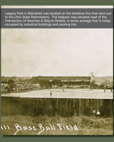 League Park in Mansfield