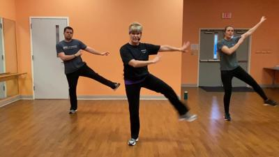 Home workout #3 with OhioHealth fitness trainers
