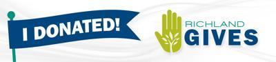 Richland Gives logo