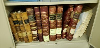 Council books