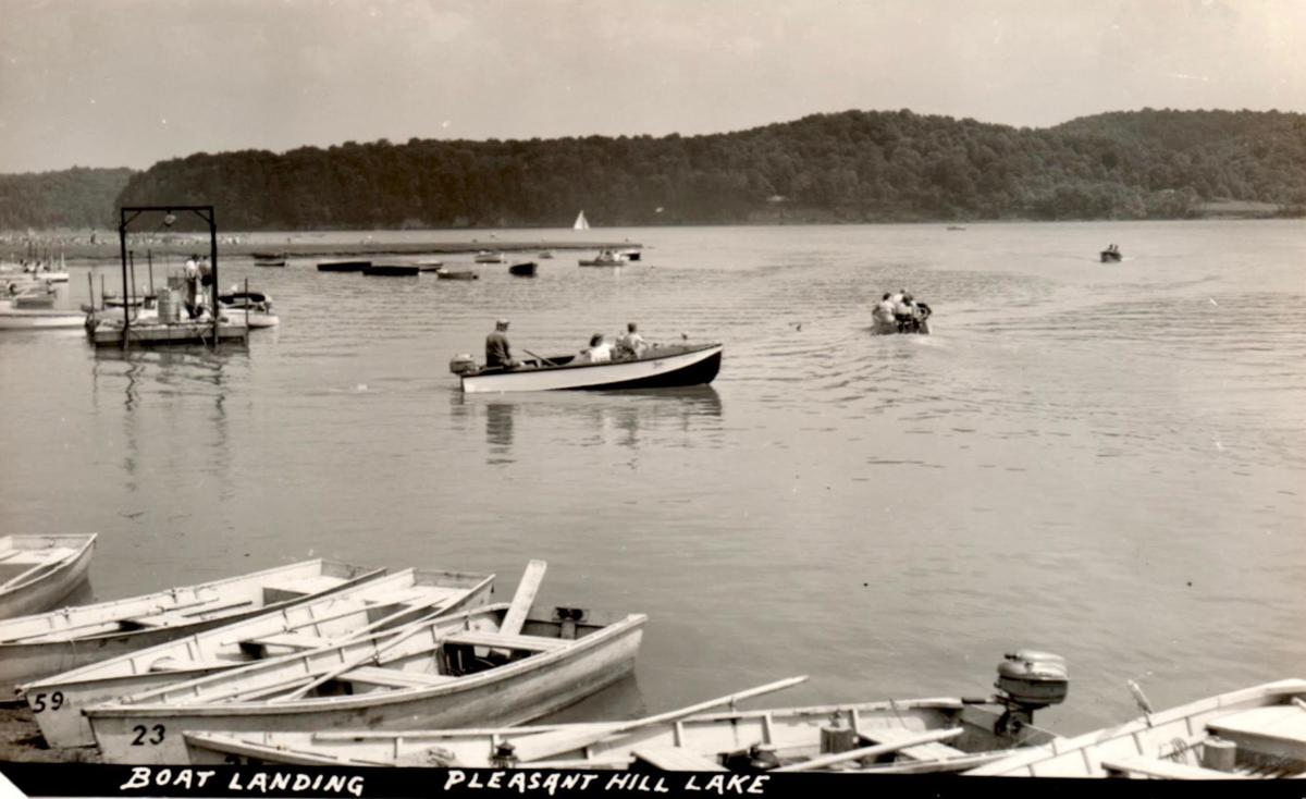 History of Pleasant Hill Lake Park
