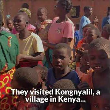 WATCH: NCSC students' take their cooking innovation to African villages