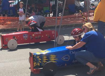 Shelby, Ontario drivers claim Soap Box Derby championships