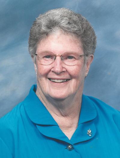Dorothy Eileen Strater