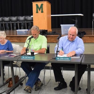 Madison school board agrees to 'buy out' Hilderbrand's contract