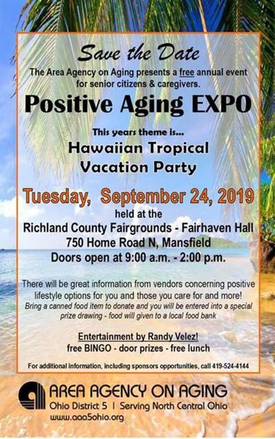 Area Agency on Aging Expo