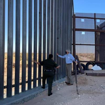 Portman visits site of border crisis in Texas