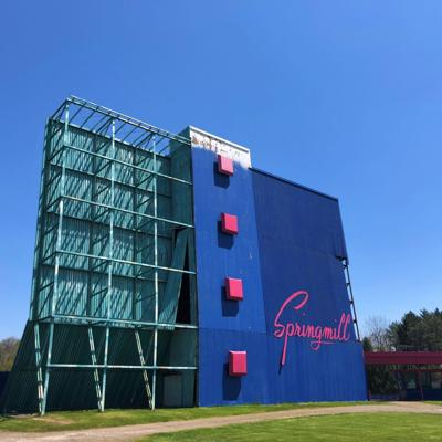 Springmill Drive-In Theater opens its 2020 season this weekend