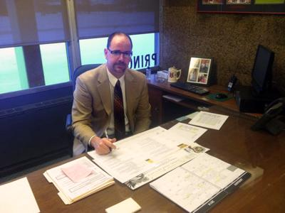 Madison grad Rob Peterson moves from principal to district's new superintendent