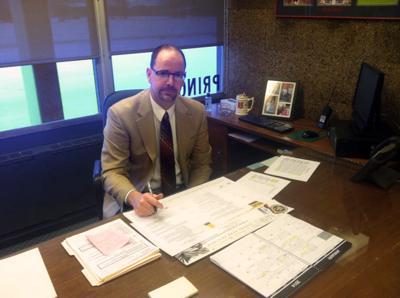Madison superintendent Rob Peterson