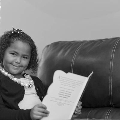 Why reading is important to a child's development