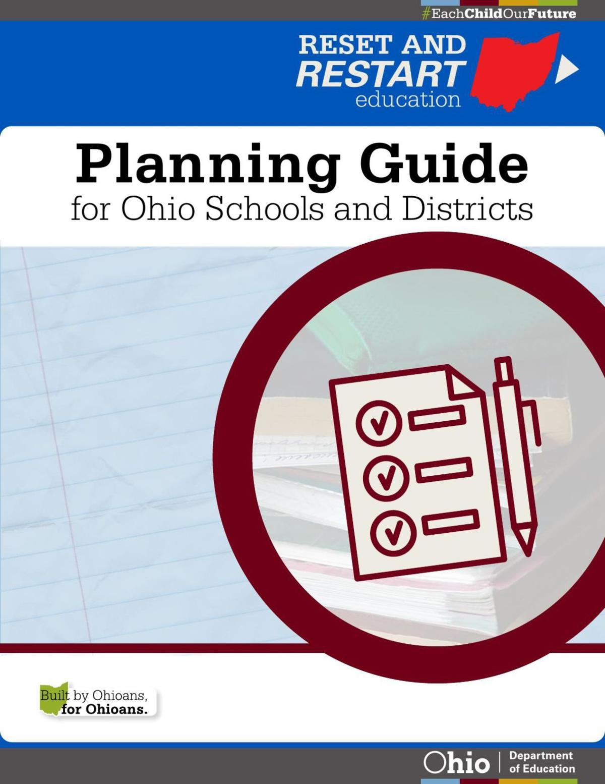 Reset and Restart Education in Ohio