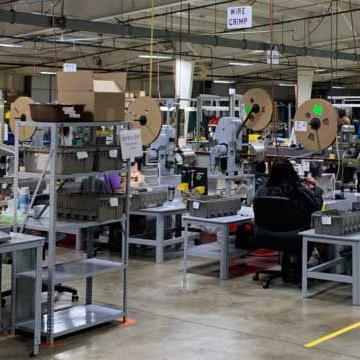 DECA in Lexington looks for alternative communication method to highlight Manufacturing Day