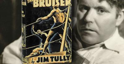 Jim Tully and The Bruiser
