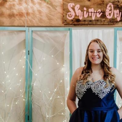 Bellville girl inspires program for teens struggling financially to shop for prom dresses