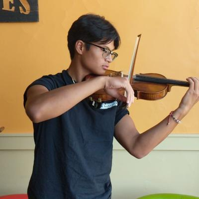 Lexington student represents Richland County in Cleveland's youth orchestra