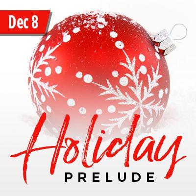Holiday prelude logo