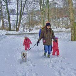 Richland Public Health's winter hike set for Feb. 8